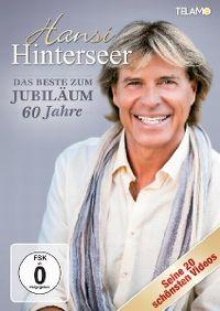 Cover Hansi Hinterseer - Das Beste zum Jubiläum - 60 Jahre [DVD]